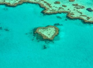 Najpiękniejsze miejsca na Ziemi serce