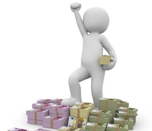 Najbogatszy człowiek świata bogacz