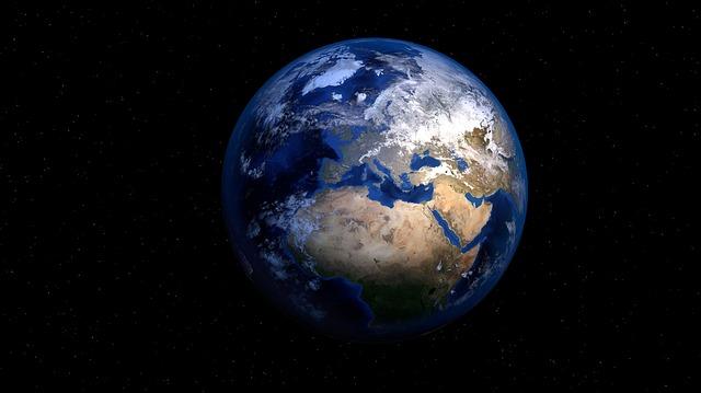 Jądro Ziemi - ziemia