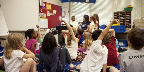 Nauka języka angielskiego w przedszkolu